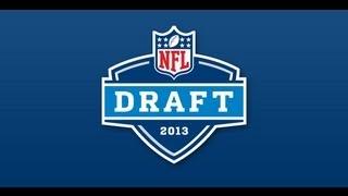 NFL Draft 2013 Picks 1-5