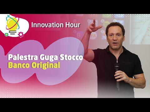 Palestra com Guga Stocco