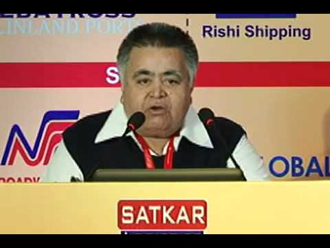 RISHI SHIPPING  PRESENTATION BY B.K.MANSUKHANI