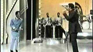 James Brown Dancing. With Sammy Davis Jr