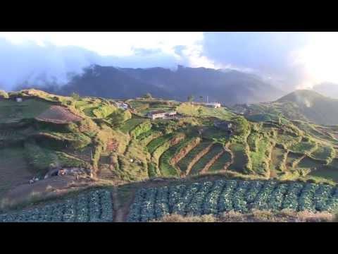 Mont Pulag (partie 1) On part à l'ascension (version longue) (Philippines)