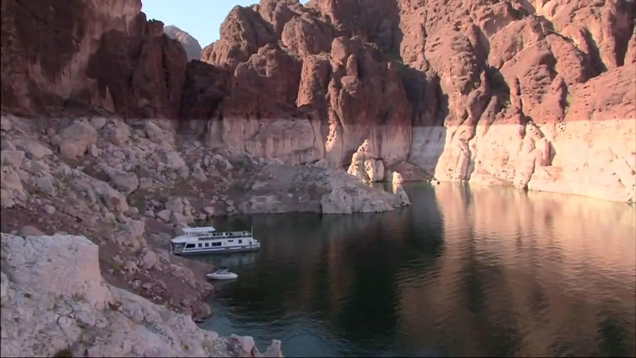 Direct Tv Satellite >> Lake Mead Houseboating Fun - YouTube
