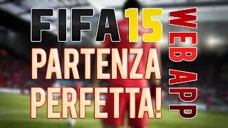 PARTENZA PERFETTA FIFA 15 ULTIMATE TEAM WEB APP Trucchi