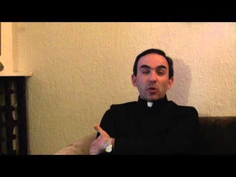 Martín Estudillo. La experiencia de estudiar en Roma