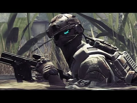 Ghost Recon: Future Soldier Gameplay - Nigeria Campaign