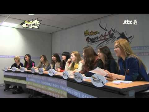 [Eng Sub][111218] SNSD and The Dangerous Boys EP 01.1 [2/5]