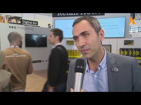 SES-imagotag Deutschland GmbH presents the supermarket of the future