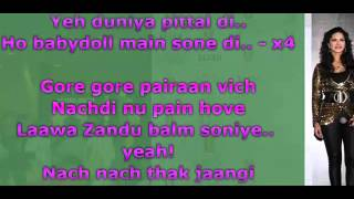 Baby Doll- Ragini MMS 2 Lyrics Video