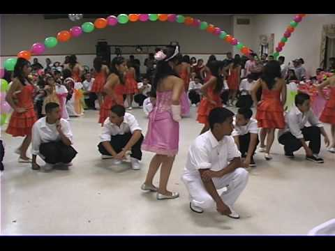 Erika Mis 15 Vals &amp; Baile Sorpresa