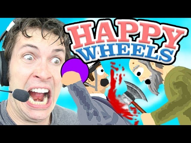 DEATH HOLE - Happy Wheels