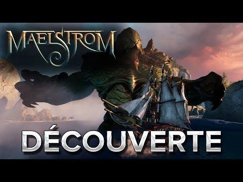 Maelstrom : Découverte