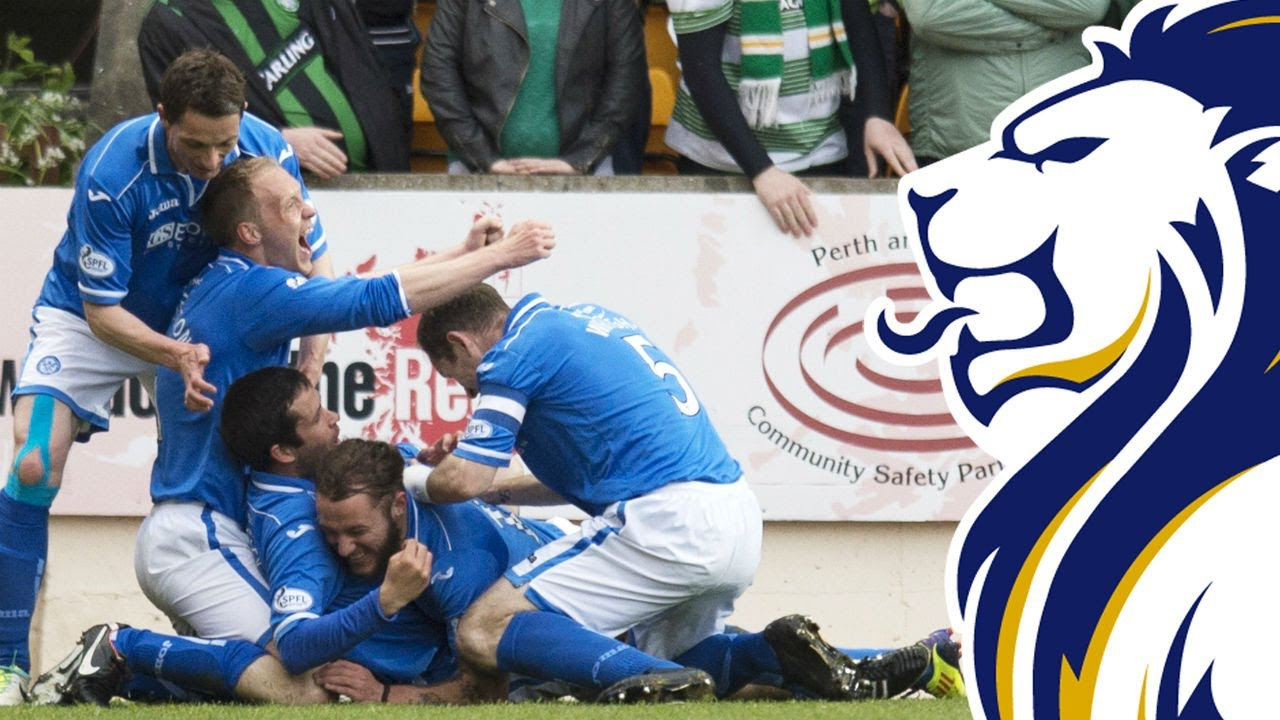 Saint Johnstone 3-3 Celtic FC