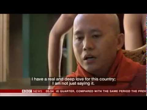 (Burma) Myanmar's Extremist Monk 2