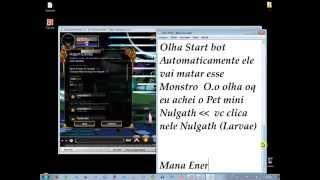 AQW Como Pegar Hex Blade Of Nulgath  2013