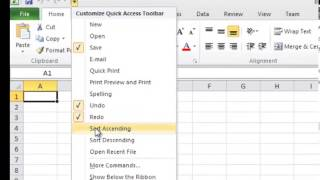 Excel 2010 Quick Tip: How To Enable The Developer Tab