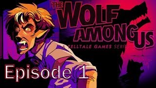 "Mega Hour Of Power The Wolf Among Us Episode 1 ""Faith"