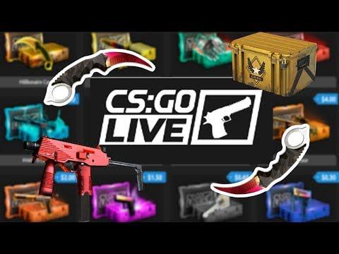 CS:GO CASE OPENING (und vllt auch PUBG) LIVE!!! Road to 150!!!