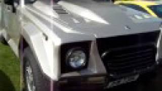 lamborghini LM001 4x4