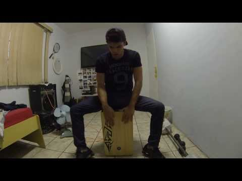 Lucas Lucco - Princesinha (part. Mr Catra) - Cajon Cover