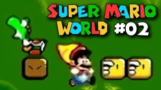 Top Secret Area! -- Super Mario World (2 of 13) view on youtube.com tube online.