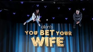 Ellen and Andy Play 'You Bet Your Wife'