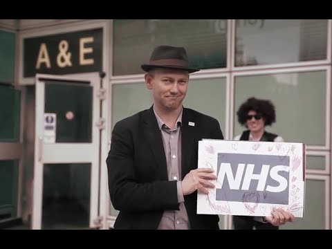 "National Health Action Euro Elections 2014 - ""NOT the NHA Party Political Broadcast"""