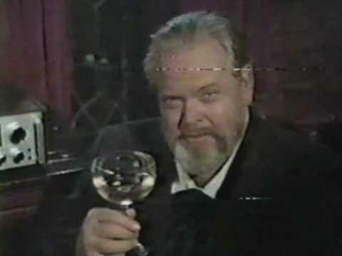 Orson Welles For Paul Masson Wine April 2 1979 Youtube
