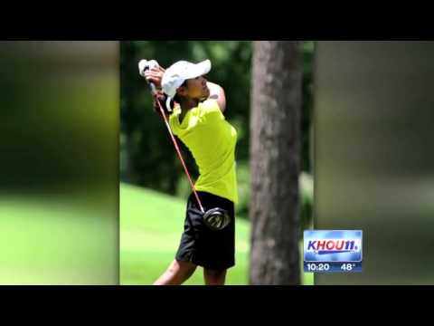 Local golfer Maggie Noel discusses performance anxiety
