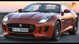 Jaguar F type جاغوار 2014