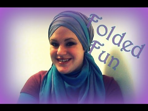 Related Pictures tutorial hijab jilbab segi empat anggun dan cantik