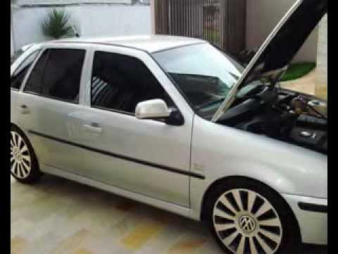 Gol 1.0 16V Turbo com aro 17