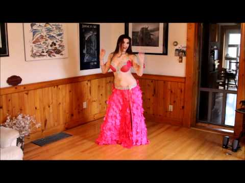 Belly Dance at home by Cassandra Fox - Drum Solo