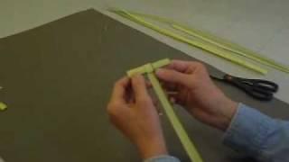 How To Make A Palm Cross