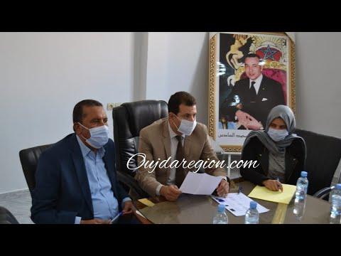 صوت وصور..سامر يفوز برئاسة سيدي بولنوار