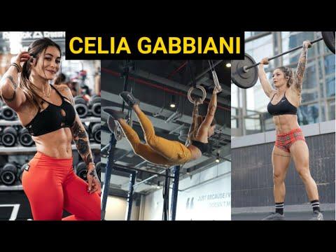 CELIA GABBIANI CROSSFIT WORKOUT | CROSSFIT MOTIVATION | Celia Gabbiani Crossfit