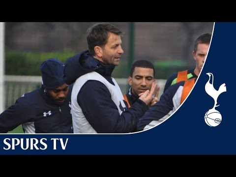 Tim Sherwood ahead of Capital One Cup QF
