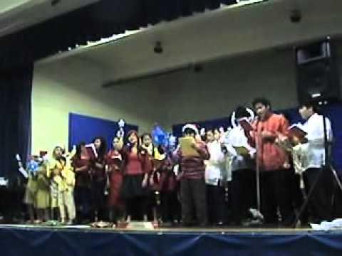 Kid's Simbang Gabi song 2009