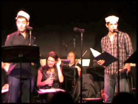 Carner & Gregor: FLEET WEEK sung by Adam Kantor & Jeremy Jordan