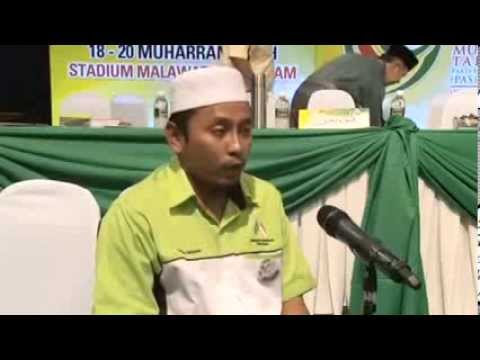 TEMURAMAH EKSLUSIF TEAM IT Muktamar dengan Ustaz Ahmad Fadhli Shaari