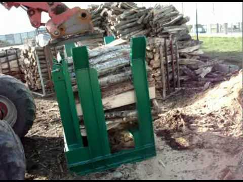 Casier scier les fagots de bois de chauffage youtube - Stocker le bois de chauffage ...