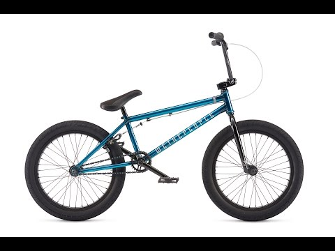Wethepeople Justice Icon Series BMX Bike 2017
