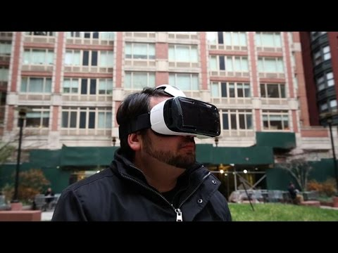 Samsung Gear VR turns a Note 4 into stunning virtual reality headset
