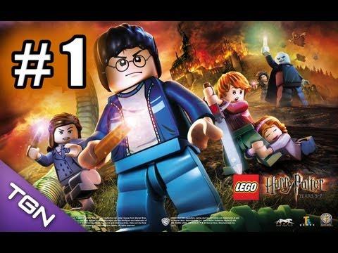 Lego Harry Potter Años 5-7 - Capitulo 1 - HD 720p