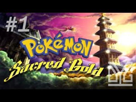 Pokémon Sacred Gold Nuzlocke #1: Dzô!