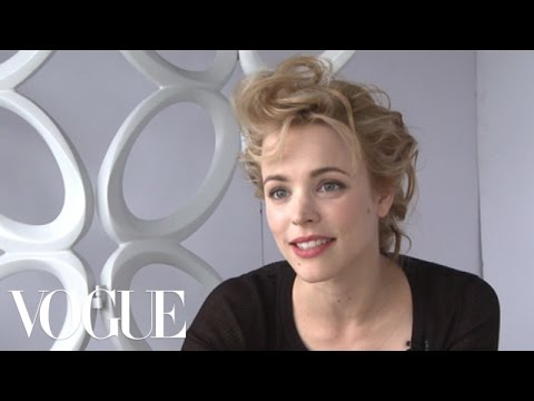 Vogue Diaries: Cover Shoot: Rachel McAdams