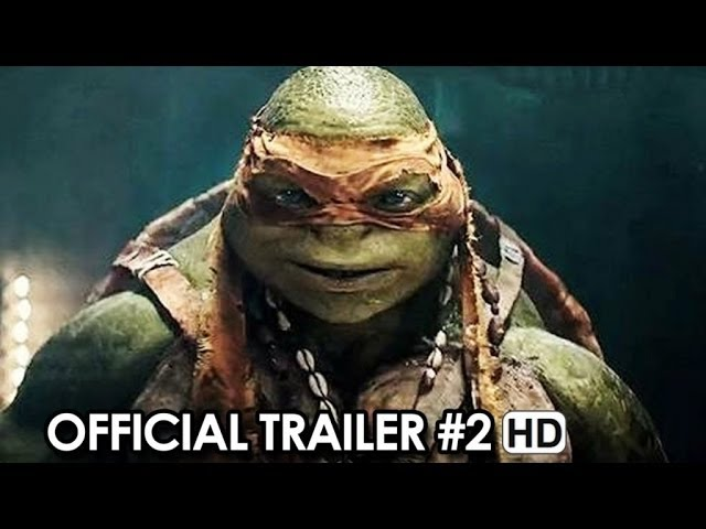 Teenage Mutant Ninja Turtles Official Trailer #2 (2014)