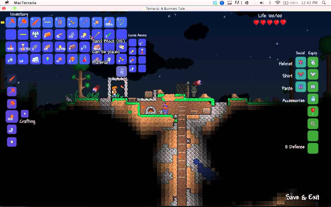 how to get mods for terreria on mac