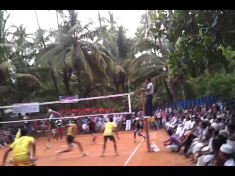 Mulivayal Volli Ball May27 2nd game