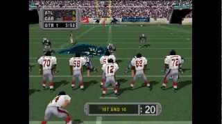 Madden 99 Gameplay NO MORE!!!