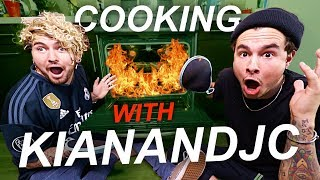 COOKING WITH KnJ (ENDED... surprisingly good)
